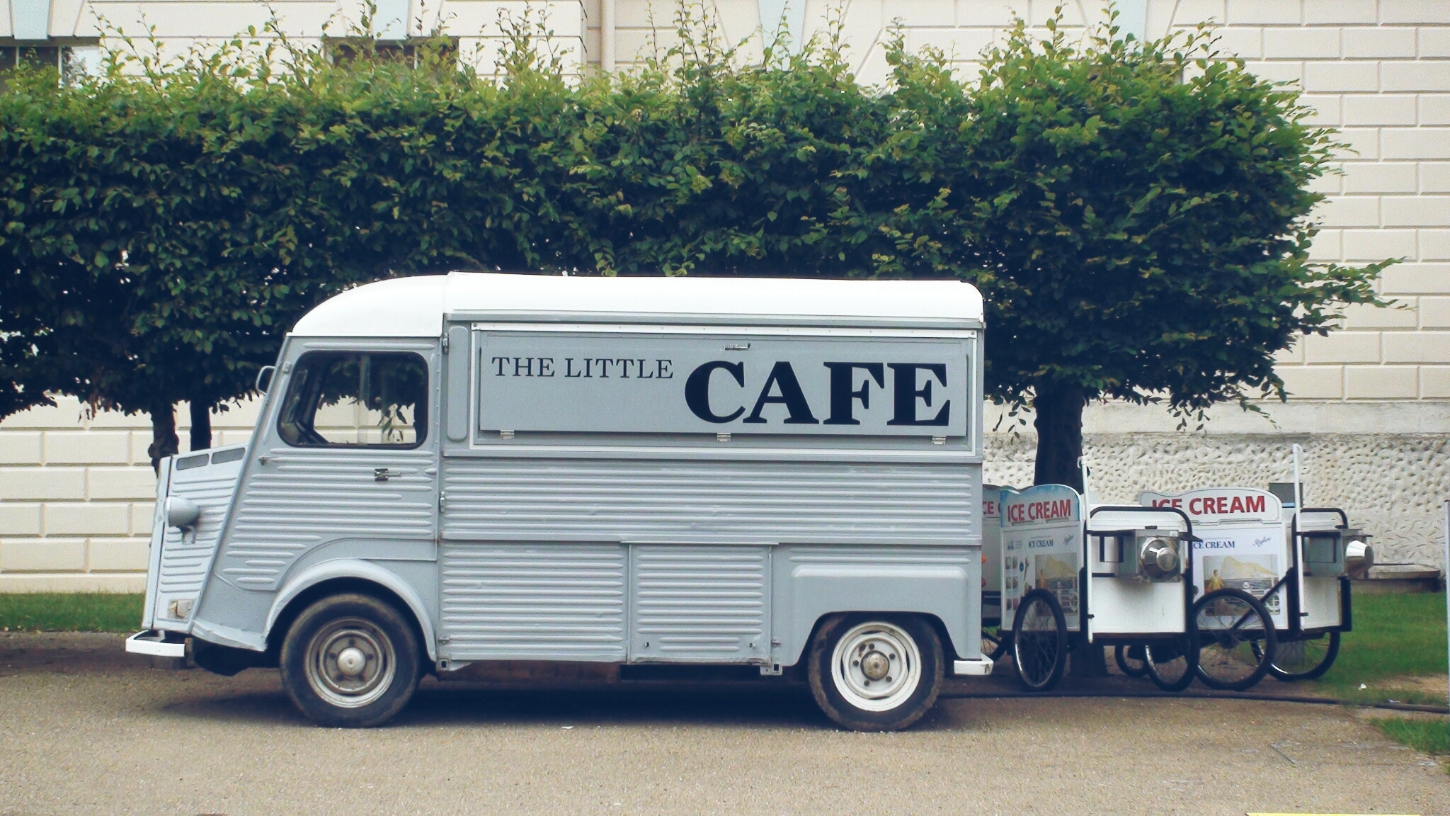 Wedding food trucks Scotland