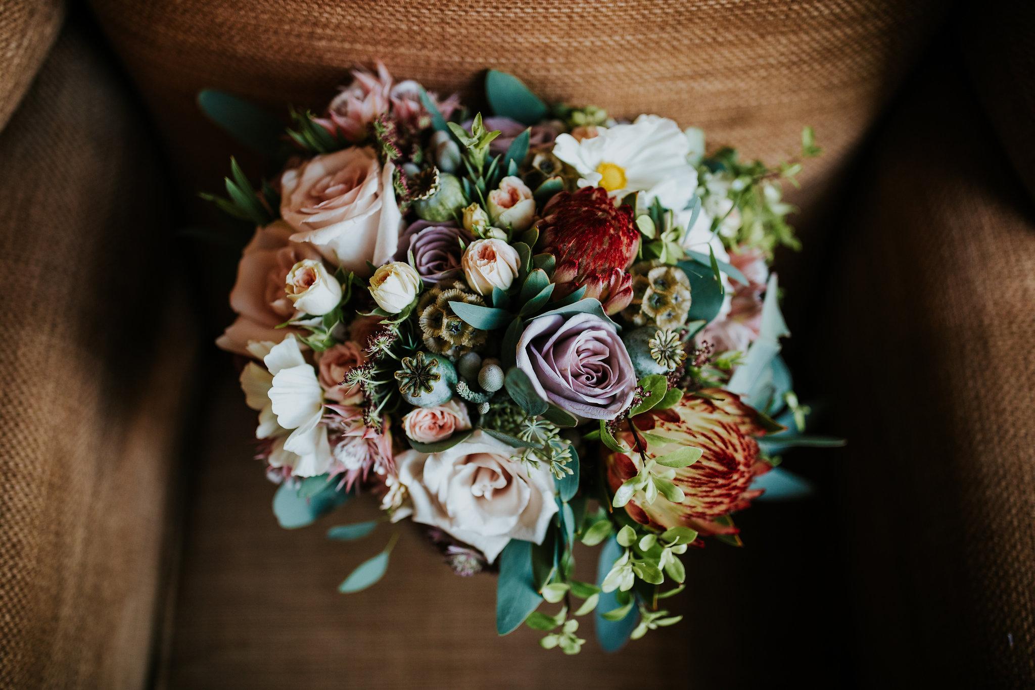 Cottiers wedding lavender and rose wedding florists scotland3.jpg