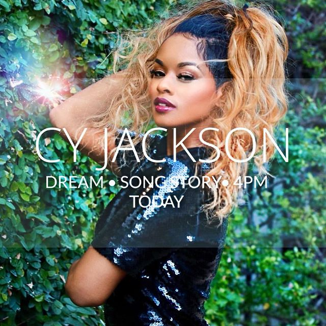 D R E A M ☁️ S O N G • S T O R Y Drops today @ 4pm LET'S GO!!!!! Album: BALANCE #linkinbio  #CyJackson #NewVideo #POPmusic #ComingSoon #IndieArtist #MusicVideo #Singer #SongWriter #Artist #IndieArtist #BeInspired #ContemporaryMusic #CCM #NewArtist #tbn #britnicole #trl #MTV #BET #positiveMessage #Grammys #Grammys2018