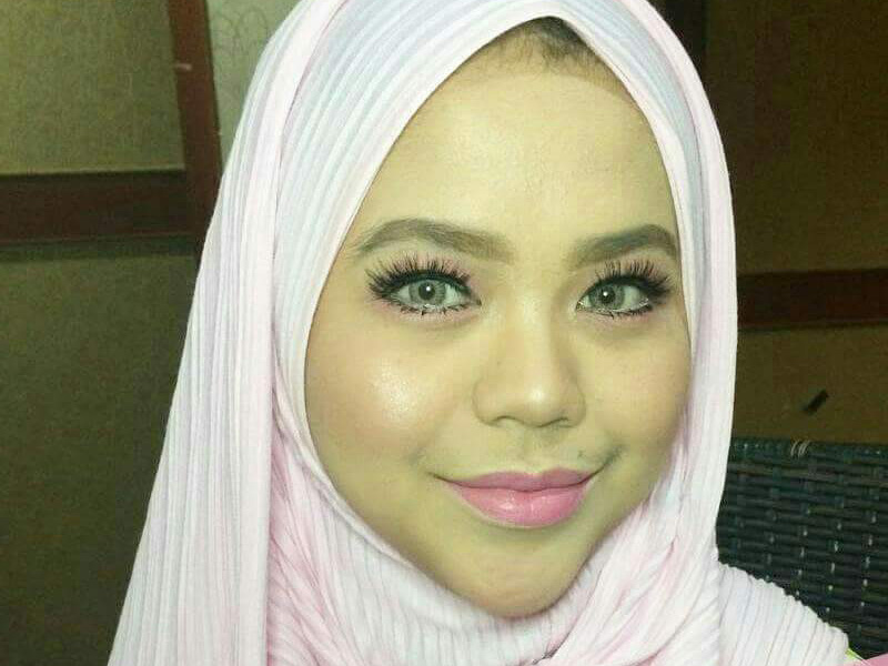 """""""It is a struggle but you determine what you will take on. I strongly believe in Mind over Matter."""" - — Wan Musfirah Aimi (33), Survivor diagnosed with 'Infiltrating Multifocal Ductal Carcinoma In Situ Stage 3 with Lung Metastases"""