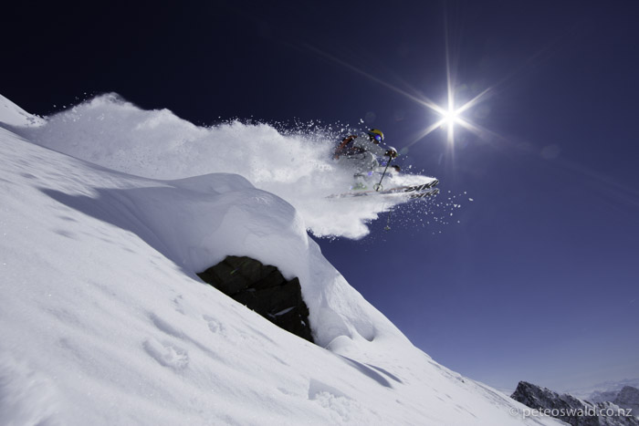 Pow Pillow, Stubai. Photo: Jakob Schweighofer