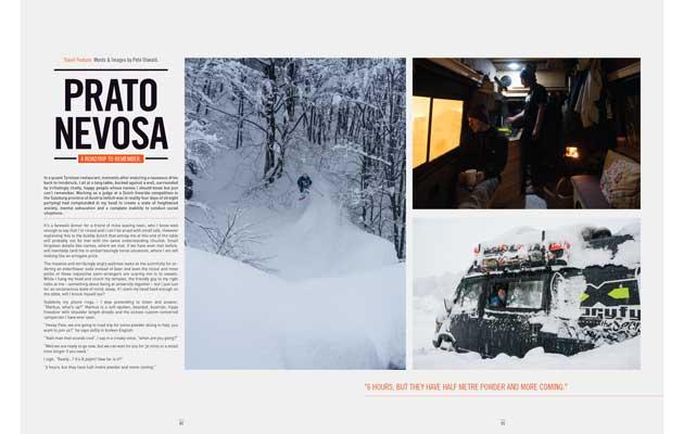 NZ Skier Magazine - Prato Nevosa