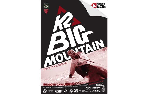 Freeride World Tour Qualifier - Poster