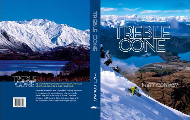 Treble Cone - Book Cover