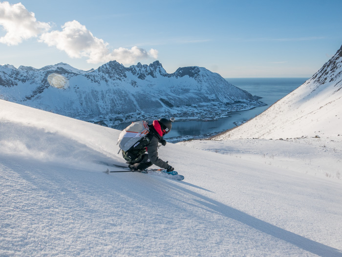 We'll never get sick of this view. Photo: Sophie Stevens