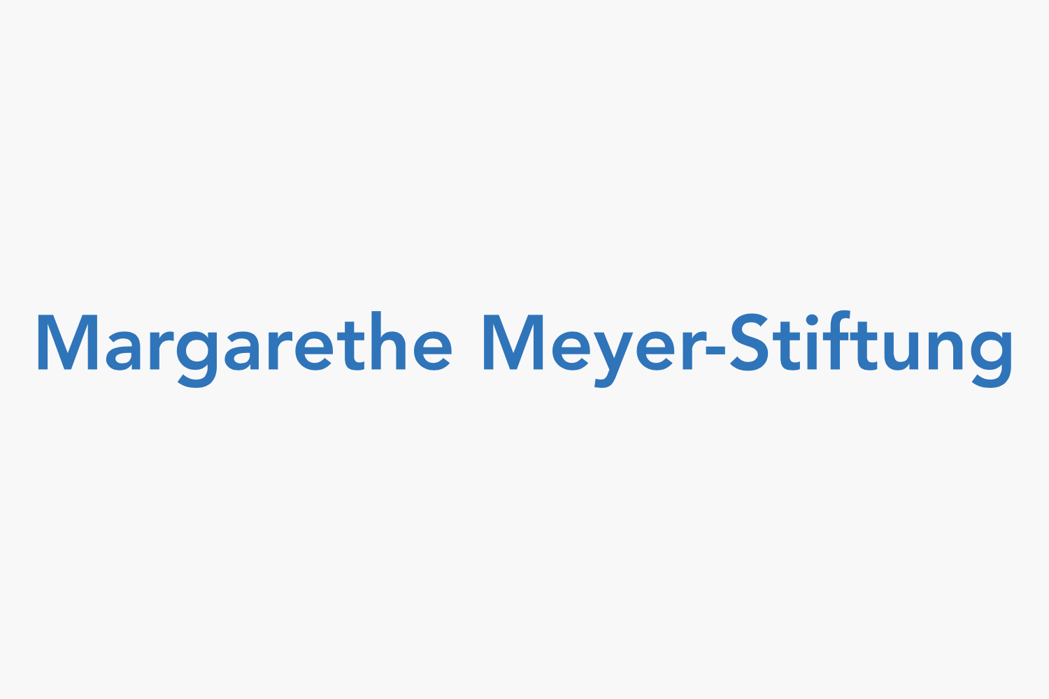 Website Search Optimization, SEO - Website and search engine optimization for the Social Foundation for Schwyz and Basel-City Margarethe Meyer Foundation .