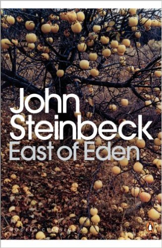 His magnum opus, Steinbeck's biblically inspired masterpiece is a must-read. Bottom line. Buy it  here .