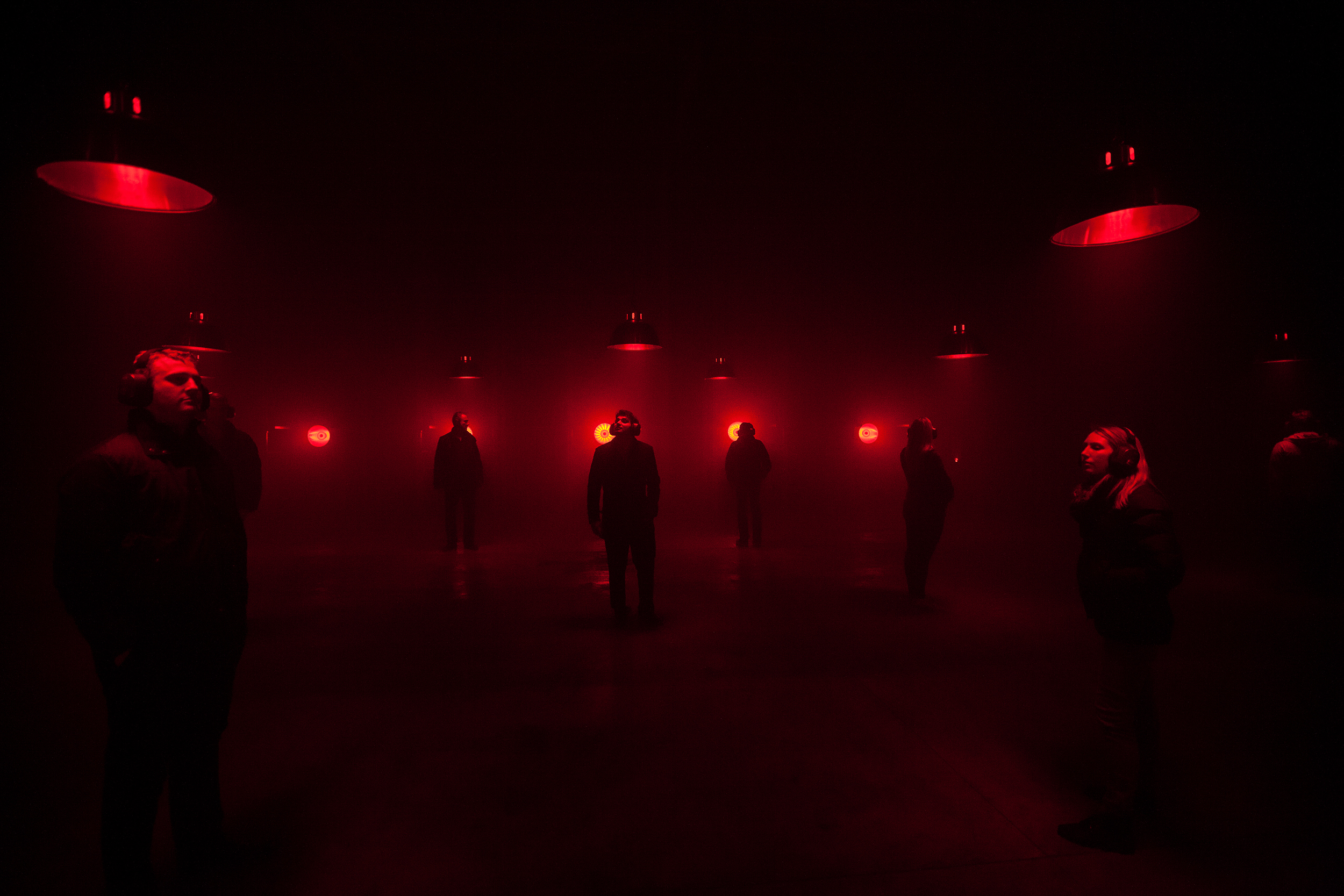 Bass Bath  Byron J. Scullin  Site specific performance, commissioned for Dark Mofo 2015