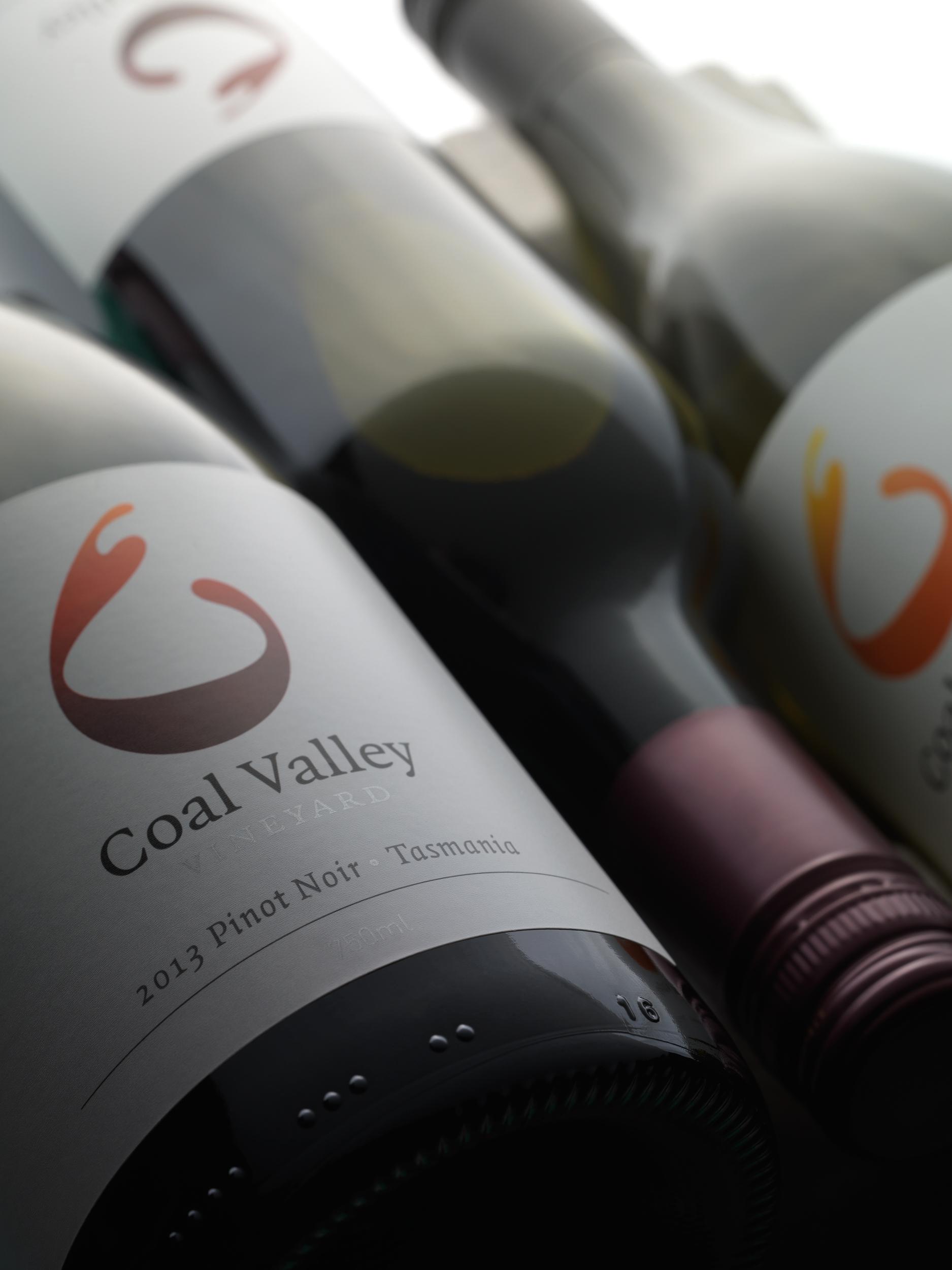 Branding image for Coal Valley Vineyard