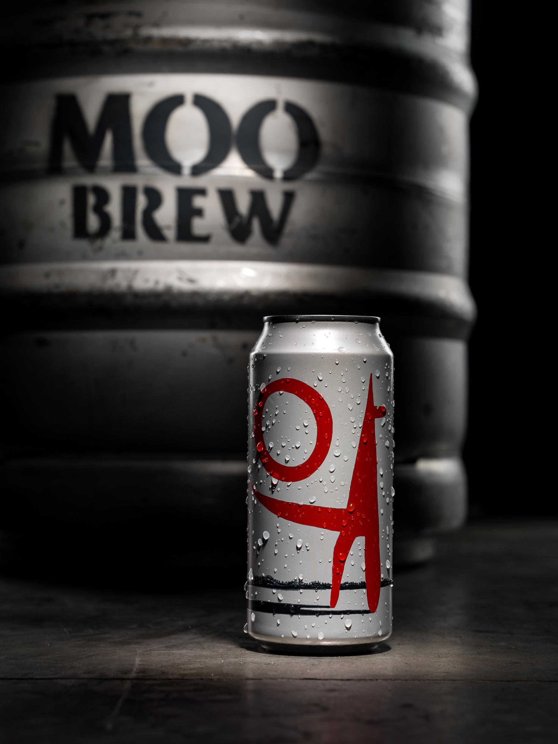 Branding image of the Moo Brew Single Hop