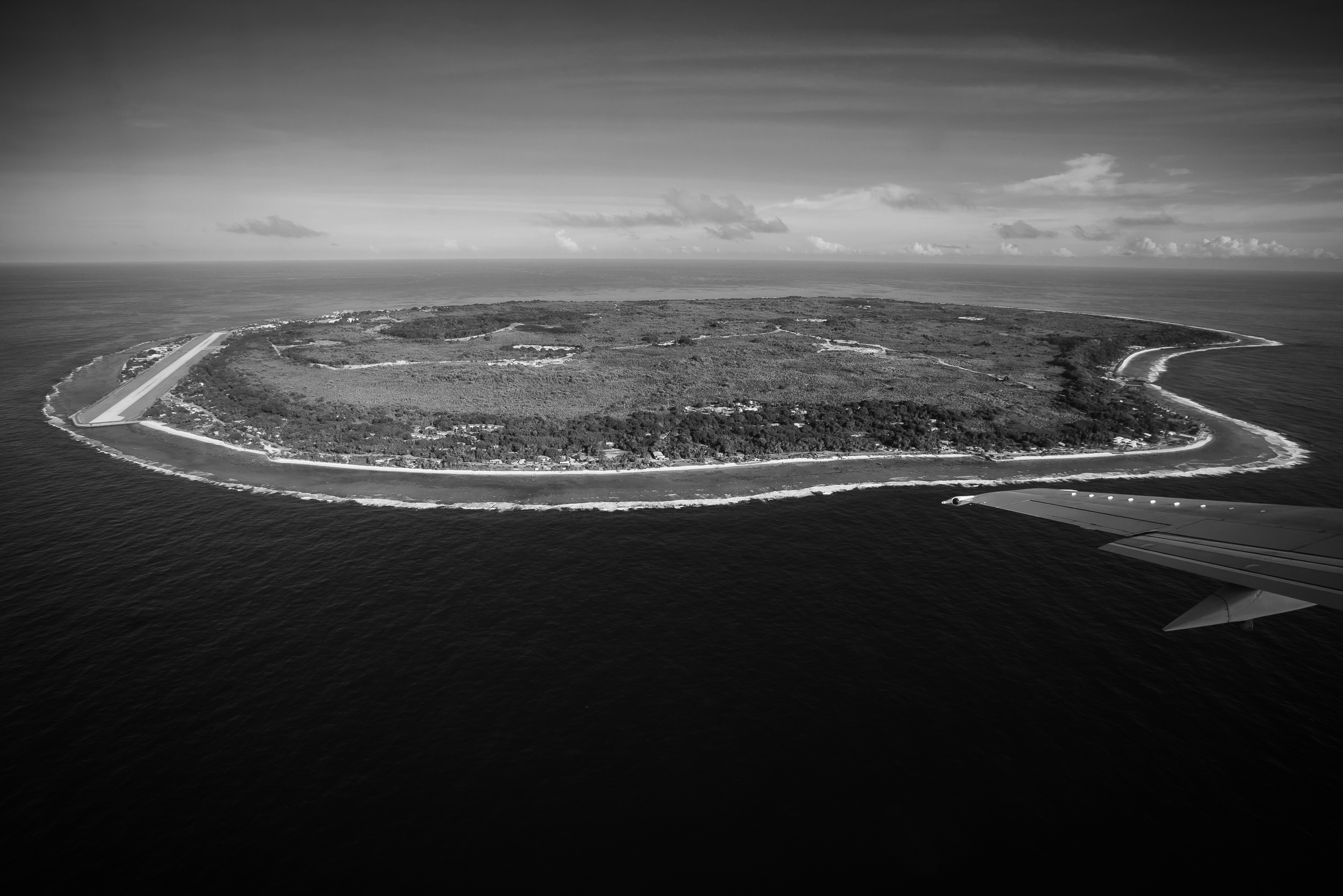 Nauru is the smallest republic in the world, home to approximately 10,000 people and around 1000 foreign refugees. Most of these refugees are held in the harsh centre of the island within three Australian detention centres.