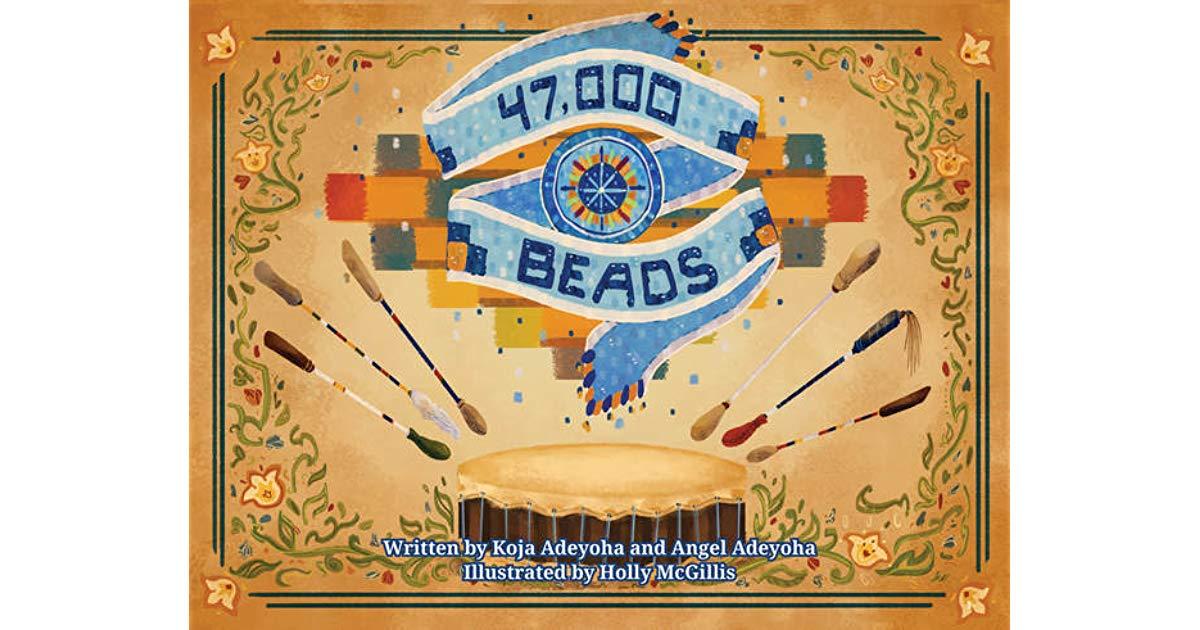 47,000 Beads by Koja Adeyoha and Angel Adeyoha, 2017