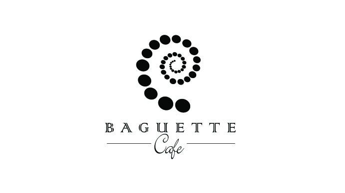 BandWLOGO Baguette Cafe.jpg