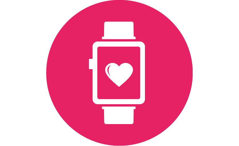 Continuously monitoring their vitals and other health data via medical-grade connected devices -