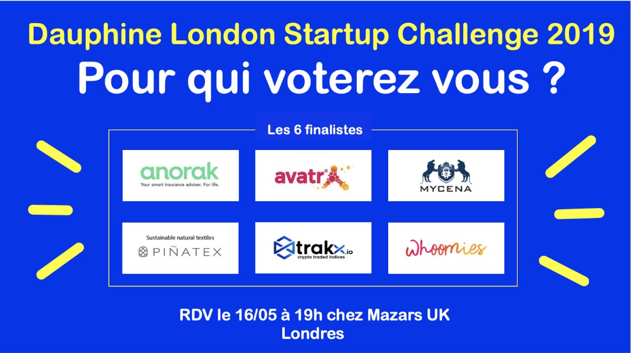 Dauphine London Statup Challenge.png