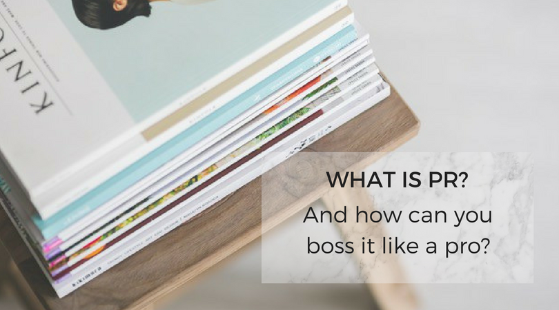 What is PR and can you boss it like a pro