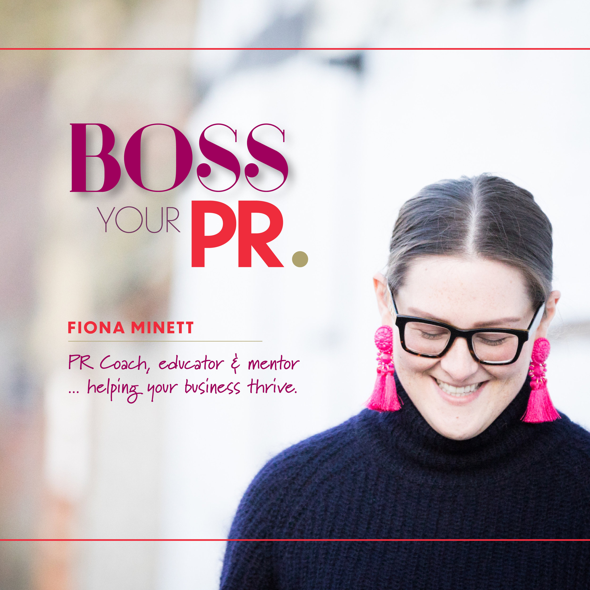Boss Your PR by The Bespoke Brand Designer