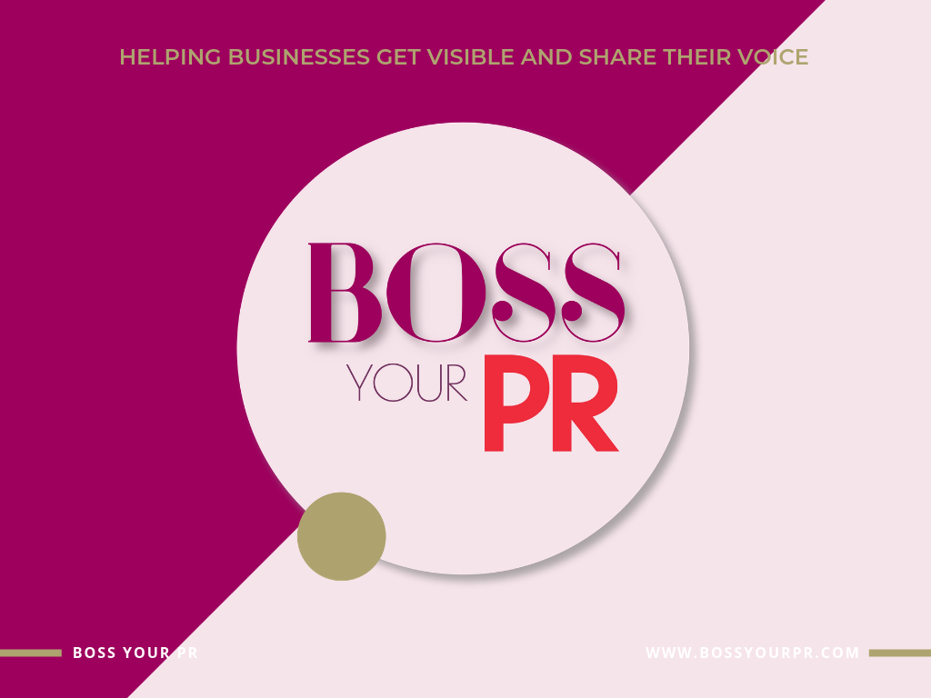 Boss Your PR-Download - Overview of services
