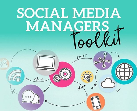 This is a digital toolkit which contains all sorts of advice, training and templates that are designed to make life as a social media manger just that little bit easier.  I've contributed some PR info and this is JAM PACKED with goodness!
