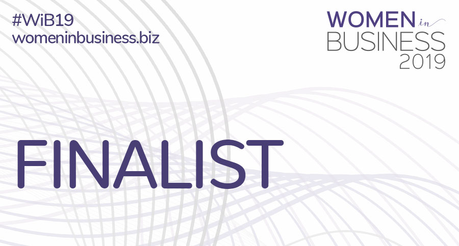 Thames Valley Women in Business Finalist 2019