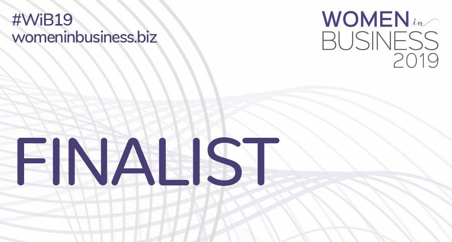 Thames Valley Women in Business Finalist 2019