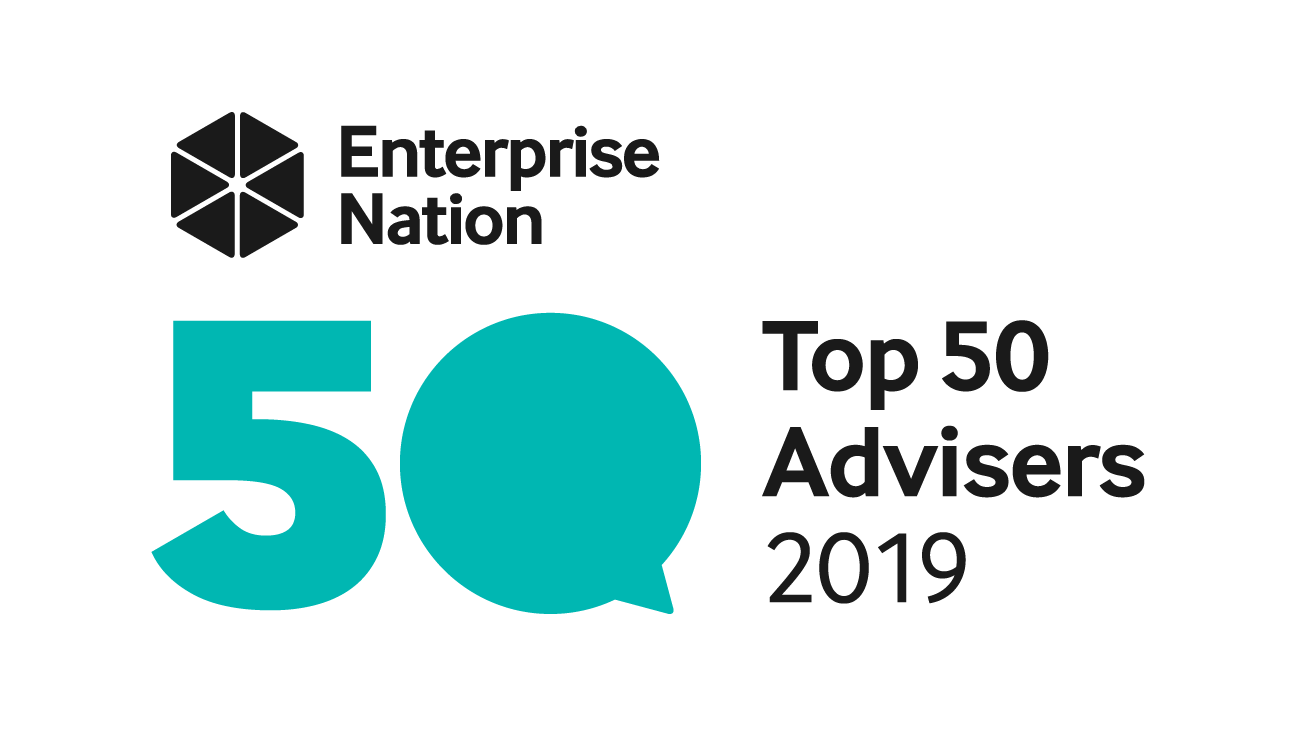 Enterprise Nation Top 50 Advisers 2019
