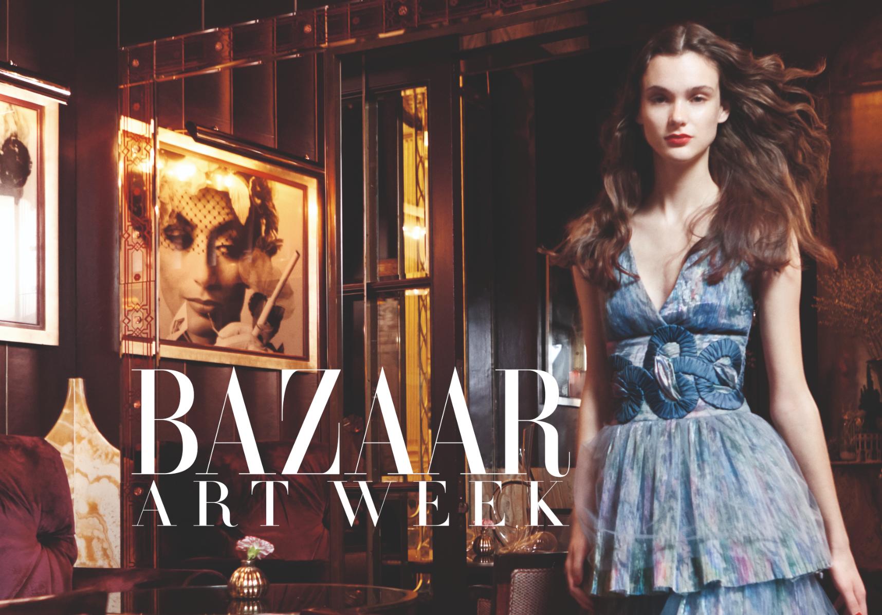 Harper's Bazaar Art Week 2019