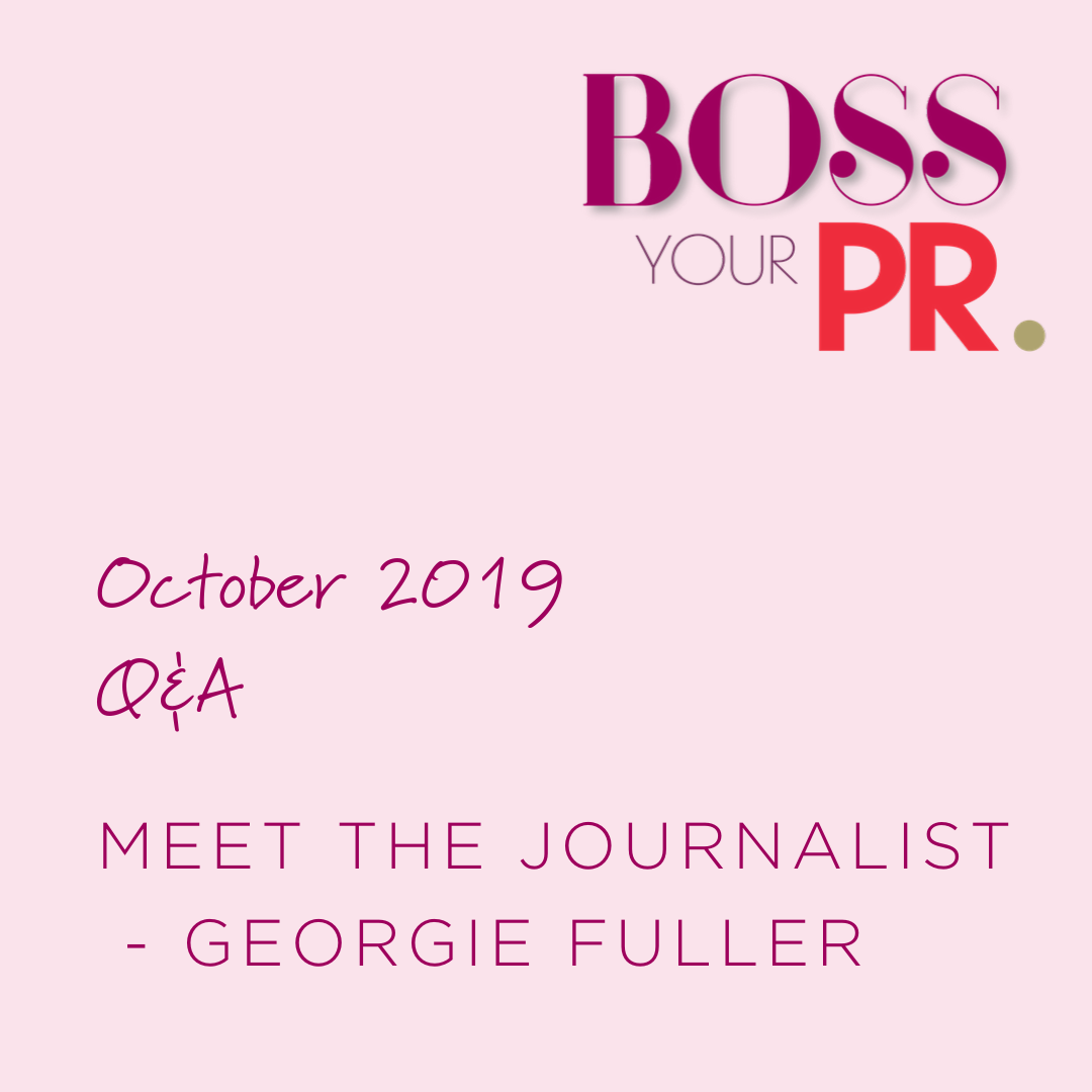 October Meet the Journalist