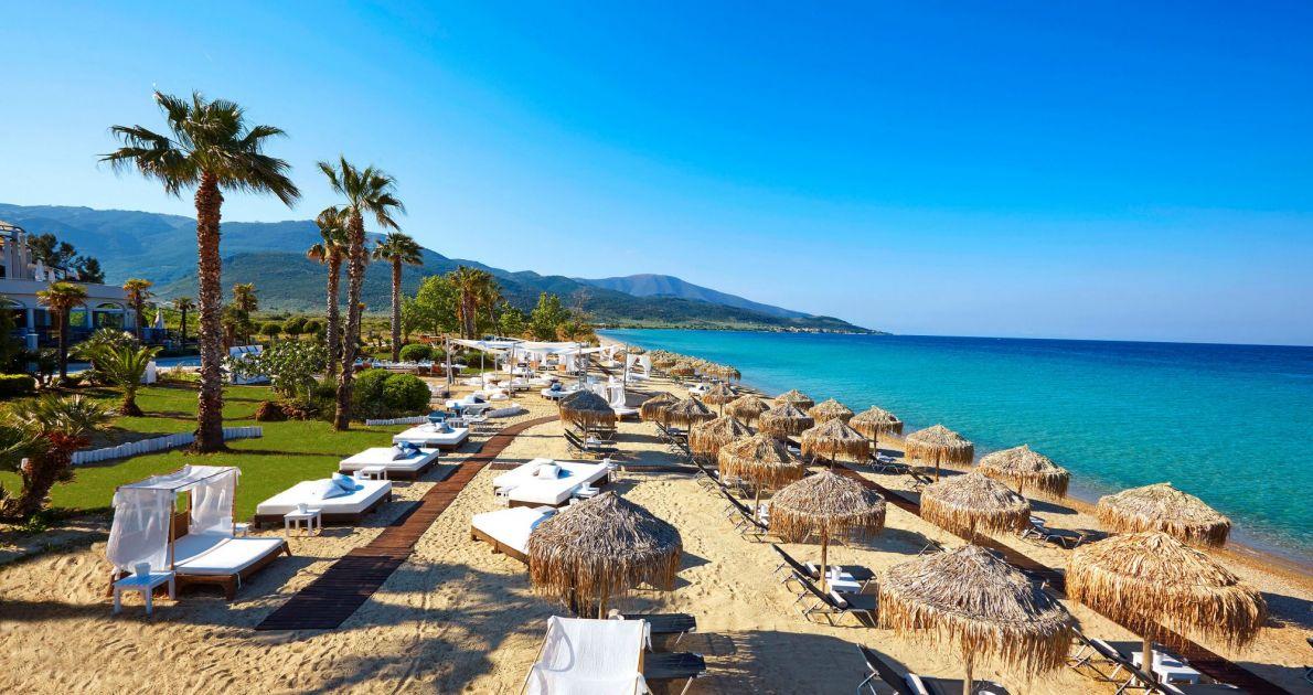 Ilio Mare Seaside Resort Hotel