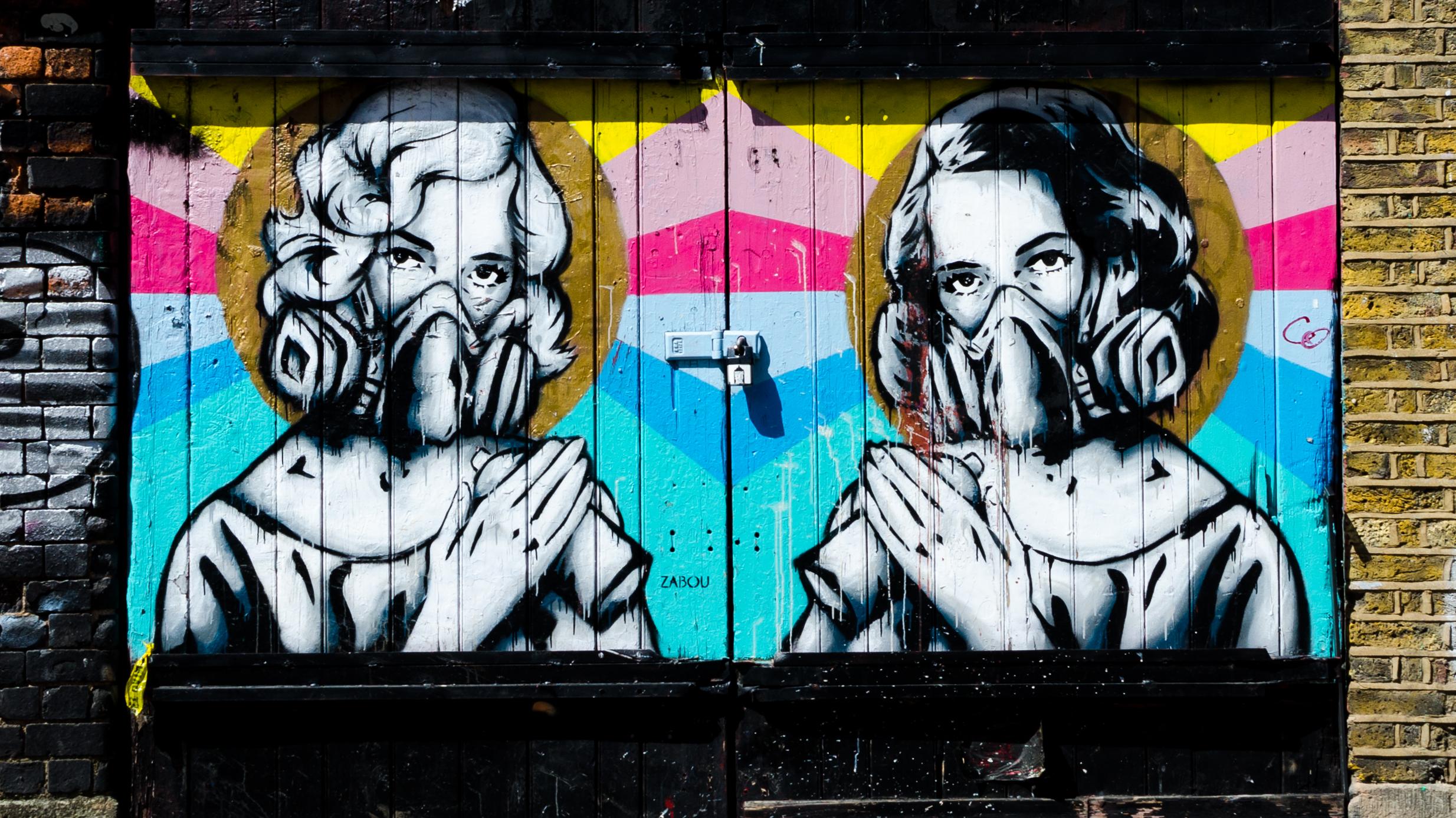 Saints of Brick Lane