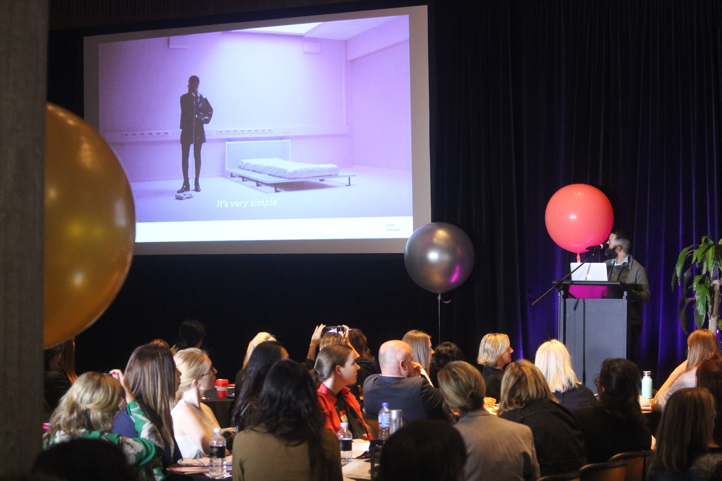 Photograph courtesy of the Australian Circular Fashion Conference