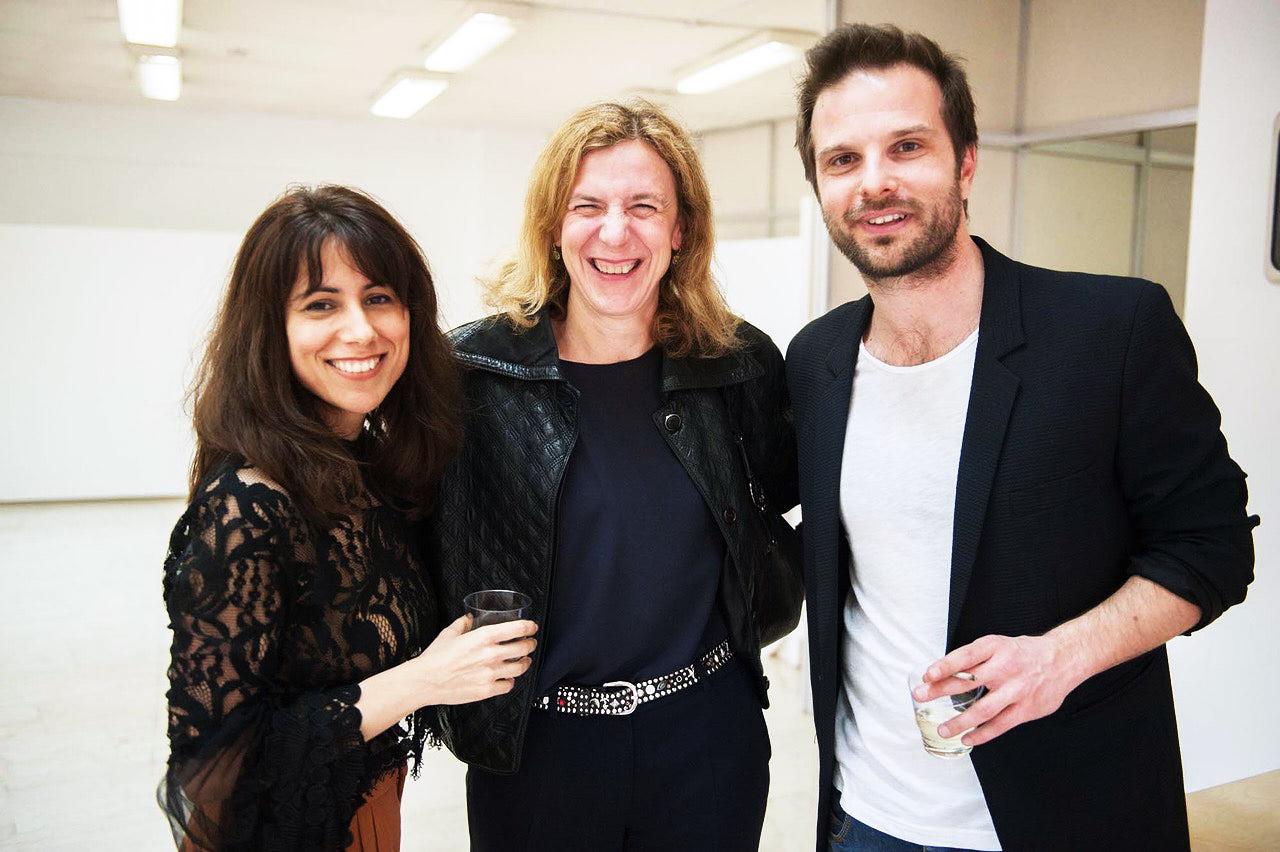 Varvara Liakounakou, Elizabeth Plessa and Retos Kotsilinis