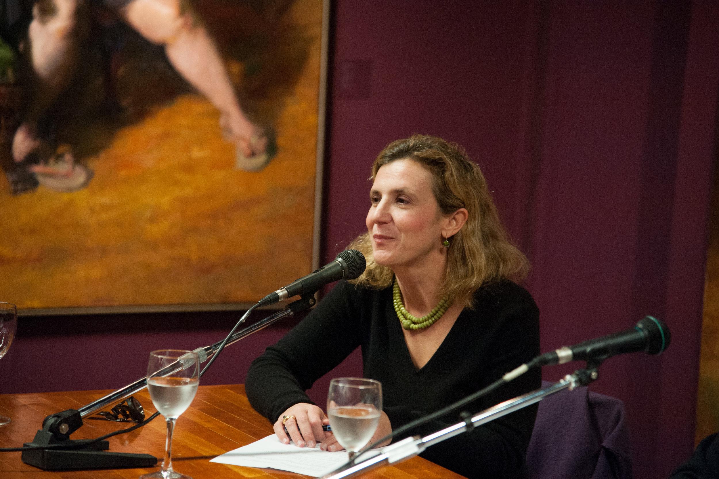 Art Historian and Curator Elizabeth Plessa