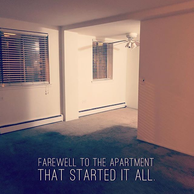 Last night, we said goodbye to the original set of Apartment 101. The tiny one bed, one bath served as our production office, writer's room, set, and editing room for two years. It's strange to close this chapter of Apartment 101, but we are so excited for the future of our show. There will be a season 3, but we are taking some extra time this year to plan and prepare. For now, we would just like to honor the apartment that started it all. 🎬 . . . #apartment101 #webseries #comedyseries #womeninfilmandtv #womeninfilm #femalefilmmakers #indiefilm #indiefilmmaker #independentfilm #chicago #chicagocomedy #chicagofilm #supportindiefilm #set #behindthescenes #announcement #professionalfromhereup