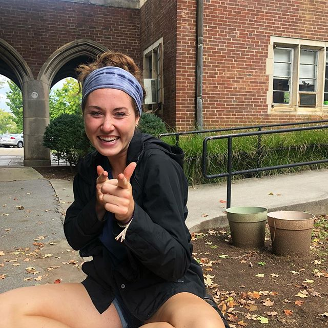 """""""I'm excited for Oren Martin and the messages and topics he'll be speaking on. I'm excited to hang out with everyone and to learn about God and to fellowship with one another!"""" — Melanie, Senior #StudentsofVFC"""