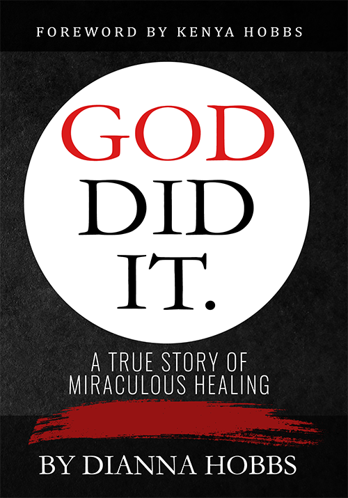 Order your copy of God Did It on   Amazon.com .
