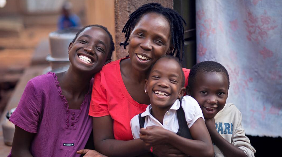 Monica is a member of the Watoto community. She is a grandmother, business woman, leader in her community & mother to her neighborhood. Monica is happy, alive, and thriving against impossible odds. (Photo Credit: Watoto Instagram)