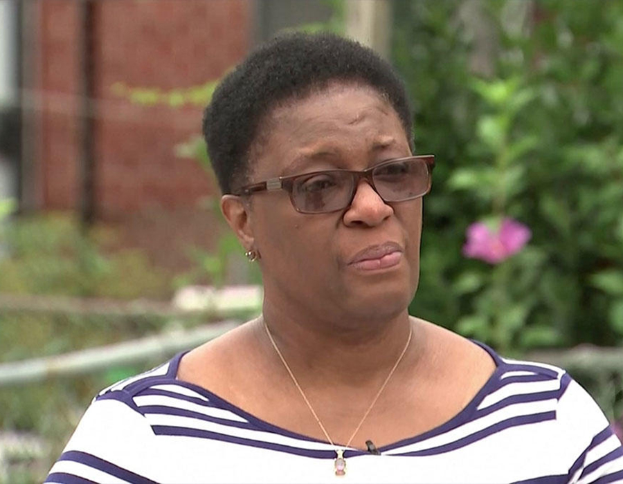 Allison Jean, mother of deceased Botham Shem Jean (Photo Credit: NBC Dallas KXAS.