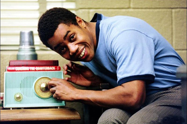"""Actor Cuba Gooding Jr. portrayed the role of Radio in the 2003 movie """"Radio"""" which grossed over 50,000,000 in the U.S."""