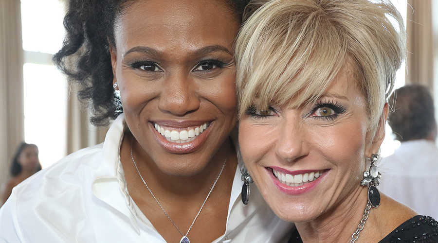 Priscilla Shirer and Beth Moore condemn those in the church who deny white supremacy.jpg