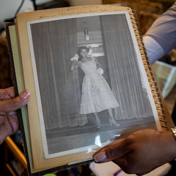 Alelia Murphy was once a dancer who enjoyed being tossed in the air while jitterbugging at Harlems' Savoy Manor ballroom. (Credit: Visiting Nurse Service New York)