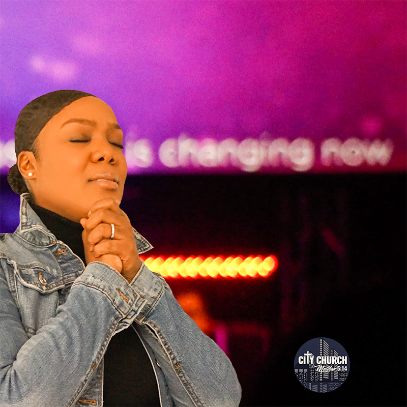 Dianna Hobbs is also first lady of City Church Buffalo and says she is eager to return to worship (Photo Credit: City Church Buffalo)
