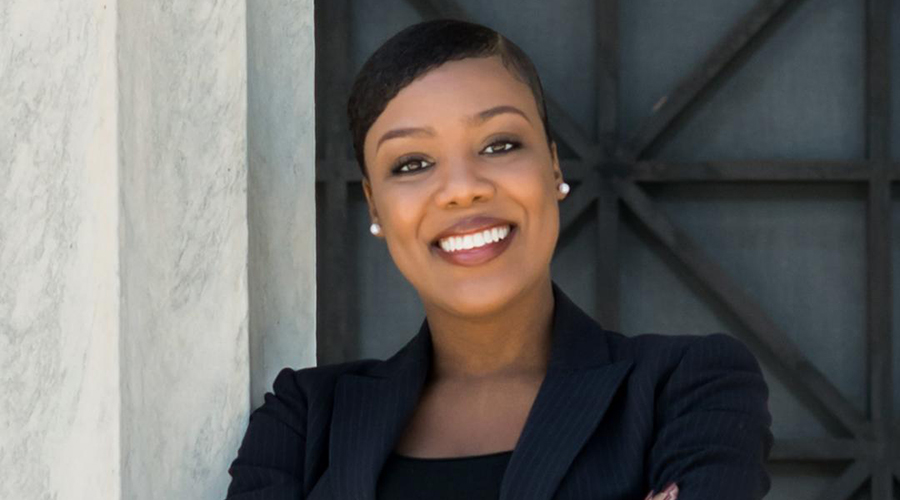 Dianna Hobbs, founder of Empowering Everyday Women Ministries (Credit: 716 Photography/EEW Magazine)