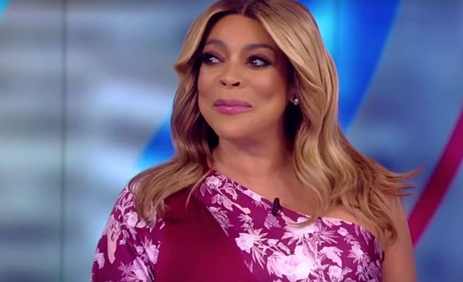 """Guest Wendy Williams appears on daytime talk show """"The View"""" to discuss her personal life and the upcoming season of """"The Wendy Williams Show (Credit: Walt Disney TV)"""