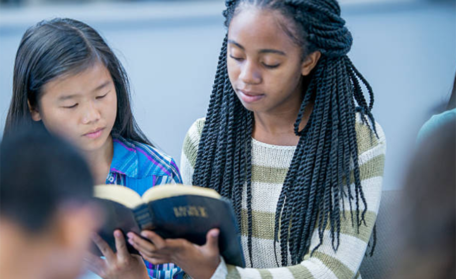 On October 3, 2019 Christian students nationwide will be bringing their Bibles to school to exercise their religious freedom (Credit: Getty)