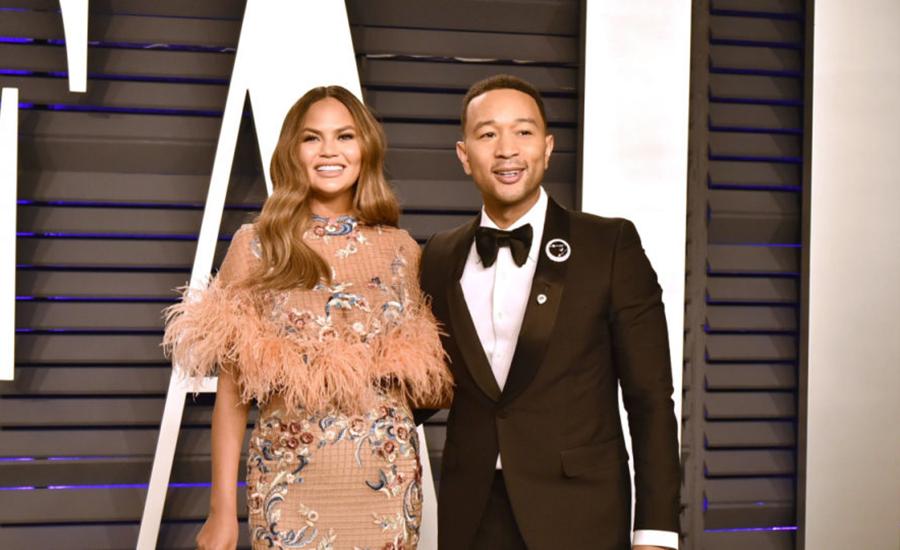 John Legend and Chrissy Teigen (Credit: Getty)
