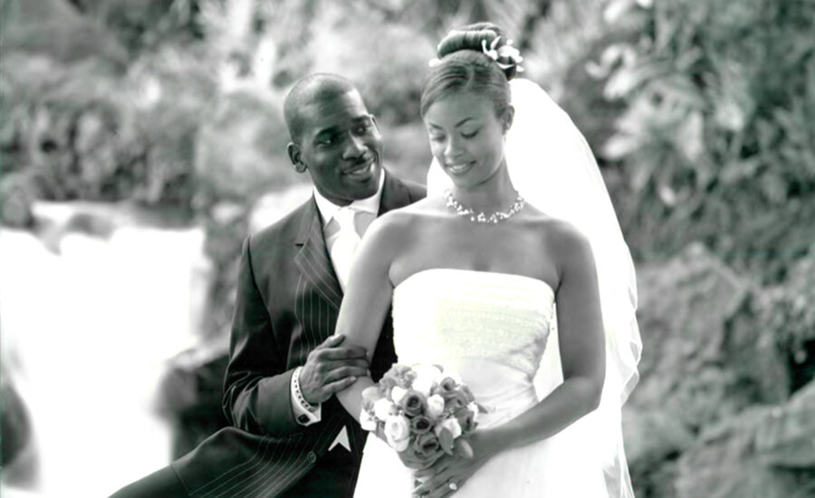 Jamal and Gizelle Bryant originally wed in 2002. They divorced in 2009. The couple shares three daughters. Will they re-tie the knot? Only God knows.