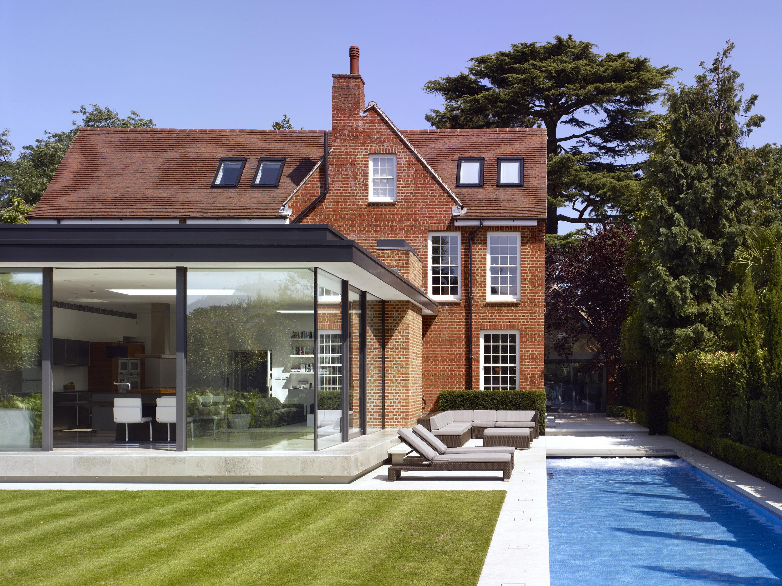 Award winning architecture practice thompson + baroni architects work on bespoke high end luxury architecture in central london chelsea kensington belgravia