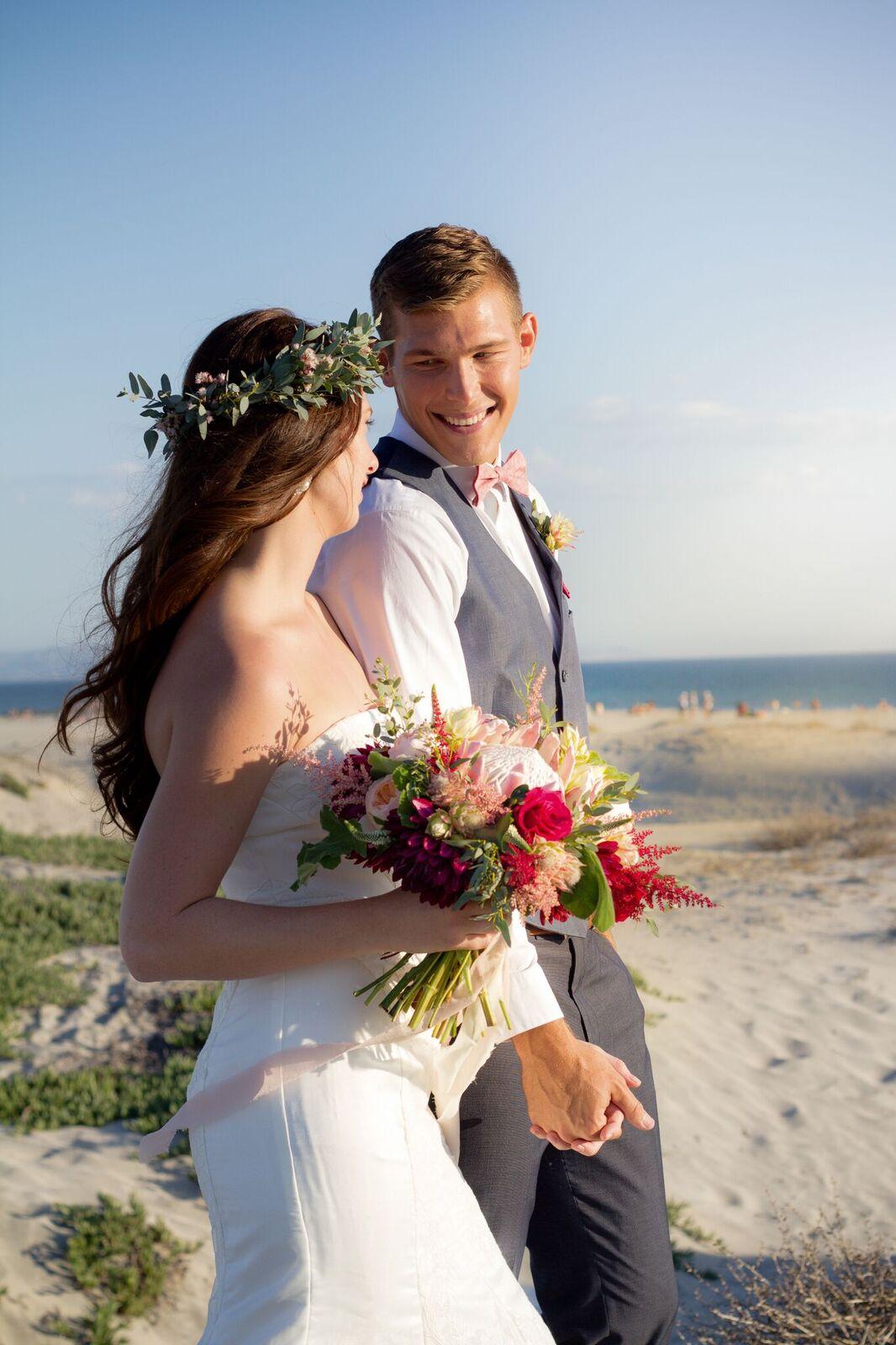 Matt & Maddie - Coronado Beach