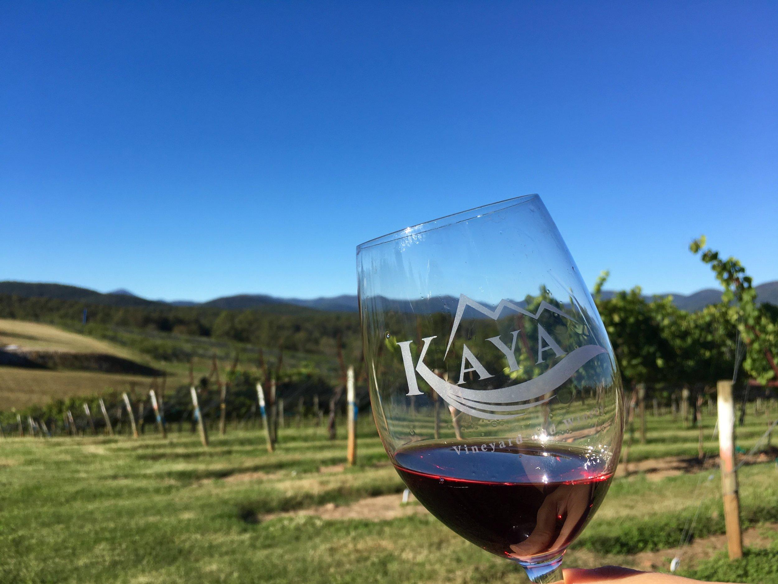 3. Kaya Vineyard and Winery